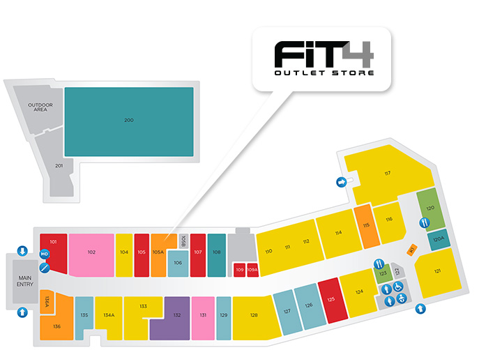 Fit4 Store Location