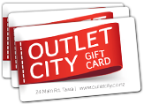 Outlet City giftcard