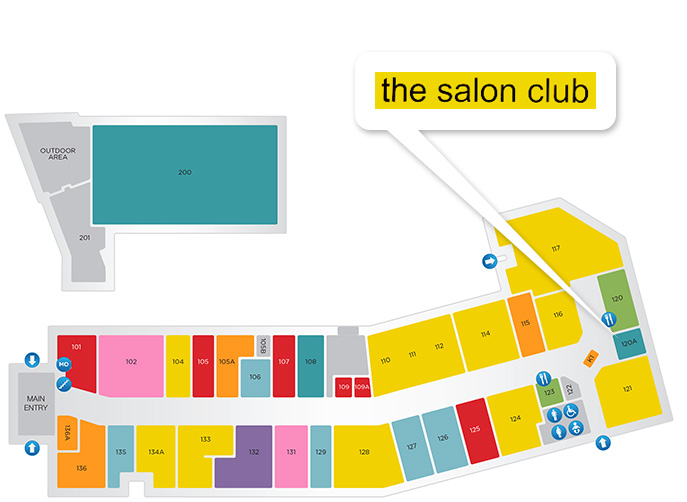 Salon Club location
