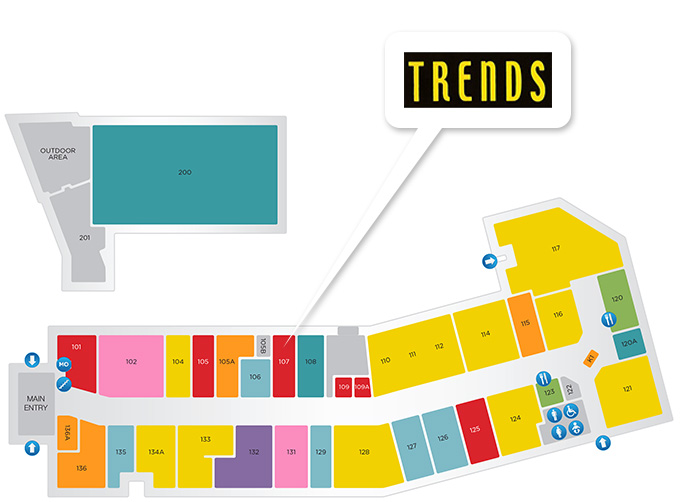 Trends Fashion store location